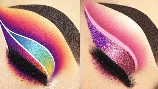 19+ Glamorous Eye Makeup Ideas & Eye Shadow Tutorials | Gorgeous Eye Makeup Looks