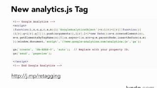Уроки Google Analytics | 7.2 – Переход на Universal Analytics