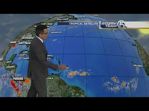 South Florida weather 7/14/19