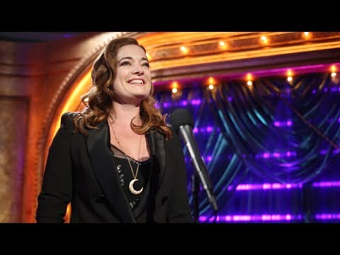 """Laura Michelle Kelly Sings """"Hello, Young Lovers"""" from THE KING AND I"""