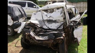 Six members of the same family perish in Kericho accident