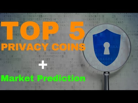 Top 5 Privacy Coins + Market Predictions - Today's Crypto News