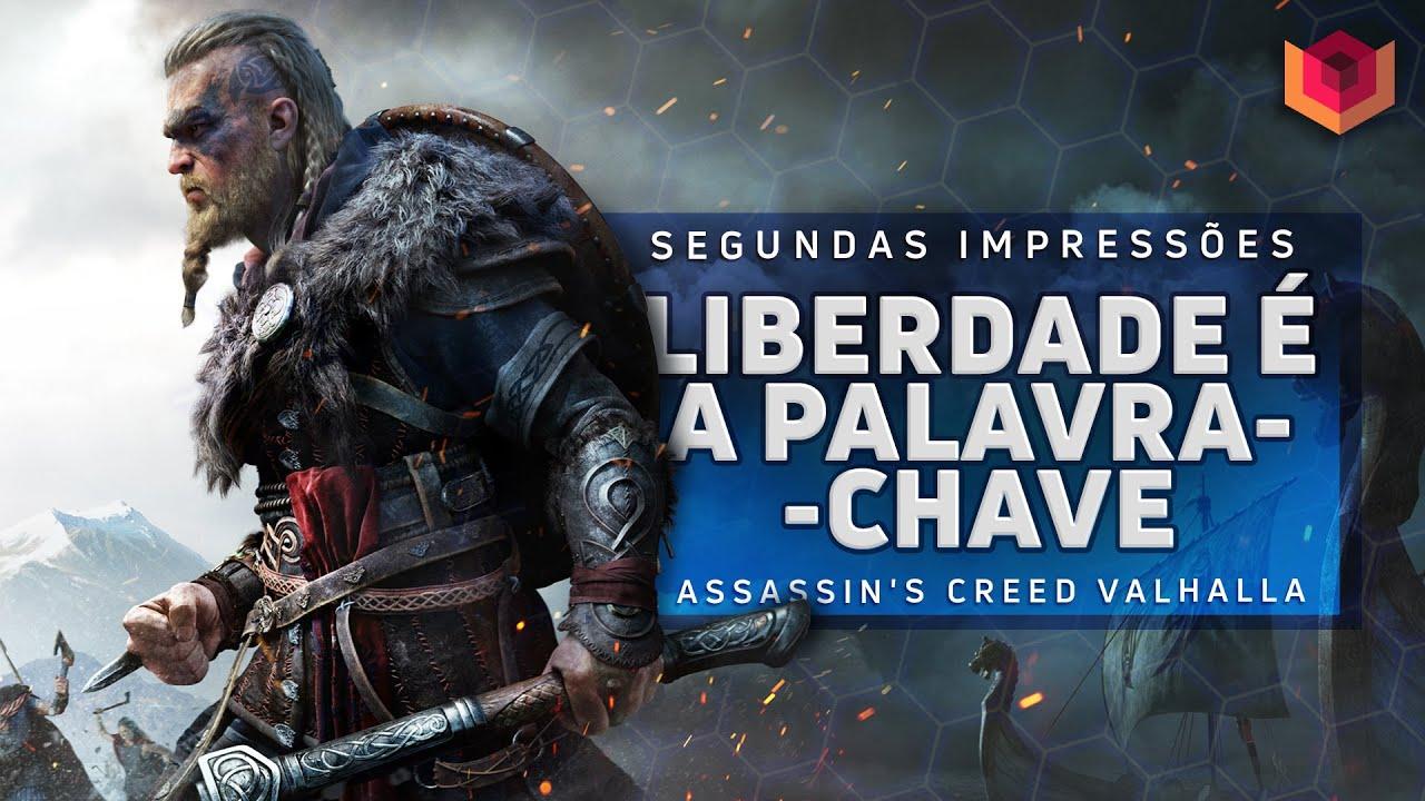 Assassin's Creed Valhalla - Primeiras impressões (Segundas Impressões) - Jogamos quase sete hor