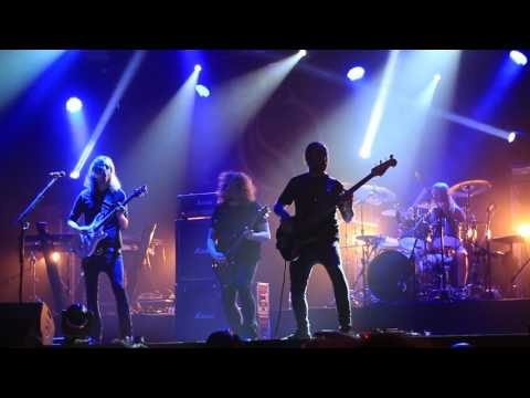 The Grand Conjuration - Opeth - Santiago 2017