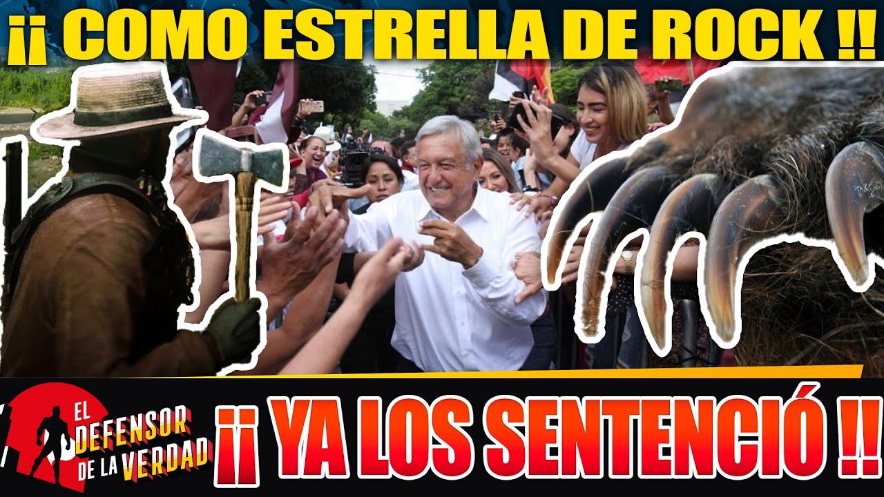 Se Acabó, Carbones!!AMLO Toma Veracruz y Lo Hace Suyo!!Manda Fuerte Mensaje a Malandr0s!!