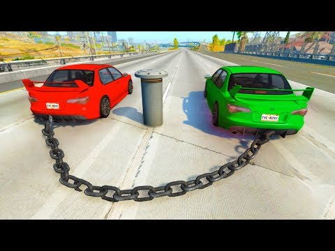 High Speed Jump Crashes BeamNG Drive Compilation #6 (BeamNG Drive Crashes)