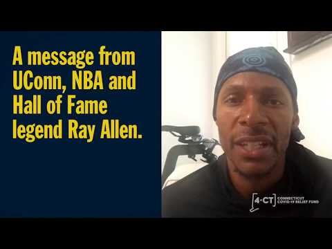 Ray Allen On 4-CT: I Just Learned Of A New Way To Help