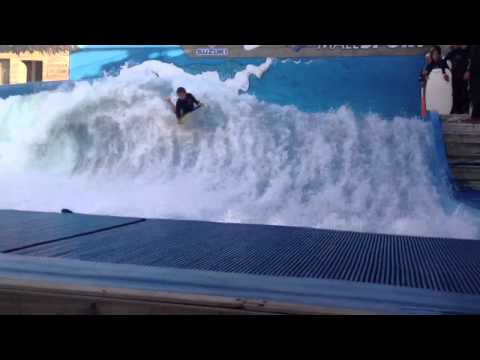 Mall sport Santiago artificial surfing