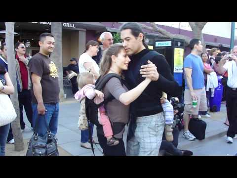 Tango on the Street - Santa Monica CA (2008)