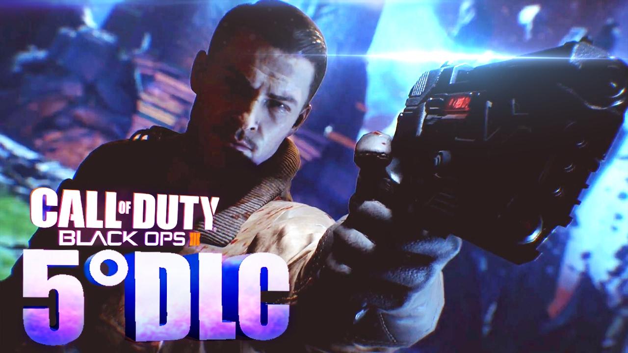¿Es Posible un 5° DLC para Black Ops 3?