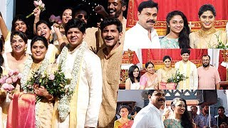 lal-jose-daughter-marriage-video-lal-jose-daughter-wedding-dileep-meenakshi-dileep