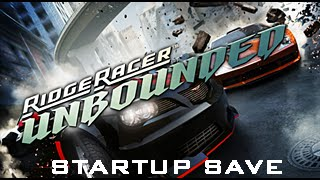 [PS3] Ridge Racer Unbounded  *Startup Save*
