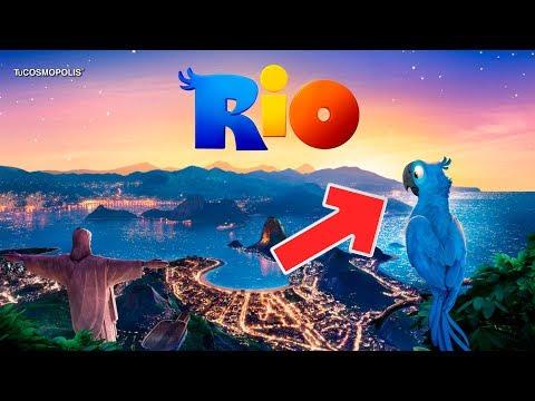 SE CUMPLIÓ LA TERRIBLE PREDICCIÓN de LA PELÍCULA RIO, EL PÁJARO AZUL ha QUEDADO EXTlNTÔ