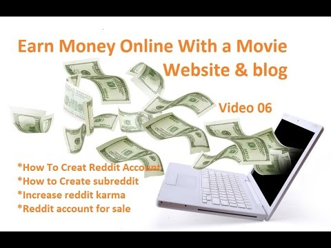 How To Make Money On The Internet Reddit Get Paid For Taking