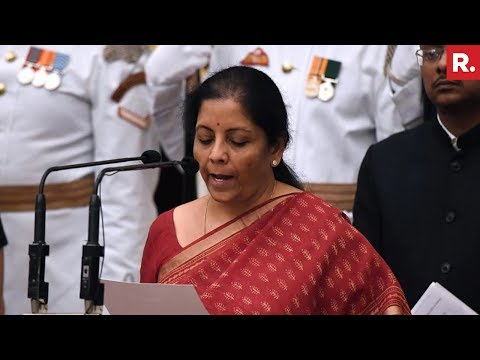 Lutyens Media Harps on 'First Woman Defence Minister'