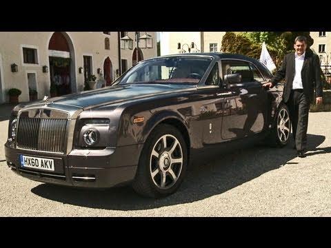 Rolls-Royce Phantom Coup?: Genussvoller Tabubruch im Edel-Briten