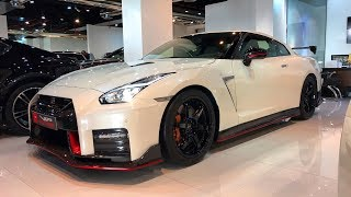 2017 Nissan GT-R Nismo: Startup/ Exhaust/ Interior/ Exterior/ In-depth Review/ Dubai