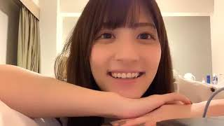 奥村優希(ラストアイドル2期生アンダー) SHOWROOM 2020年08月17日(月)19時08分~