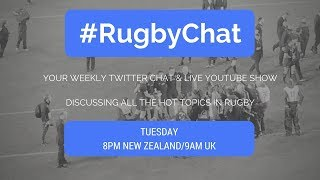 #RugbyChat EP50 - Rugby GOATs
