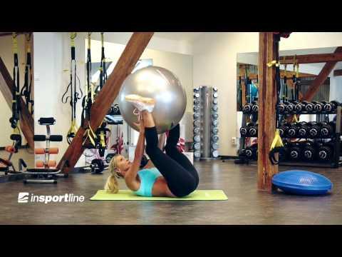 Cvičení na břicho (část 2)