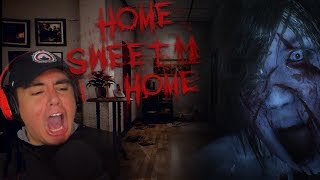 Guys, i have a stalker..her name is ghost girl | home sweet home [4]