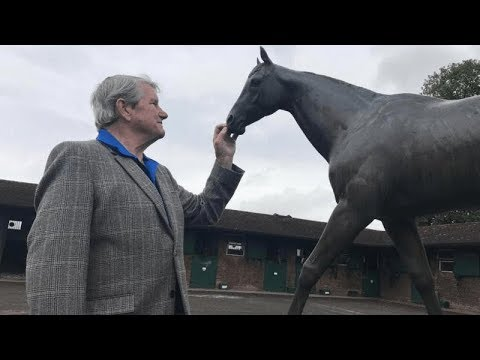 Ian Balding remembers Mill Reef 50 years after the great horse's birth - Part One