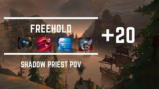 +20 Freehold - Shadow Priest PoV