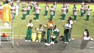 Blanche Ely High School Marching Tigers
