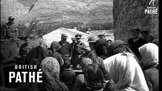 Hot War In Greece  (1948)