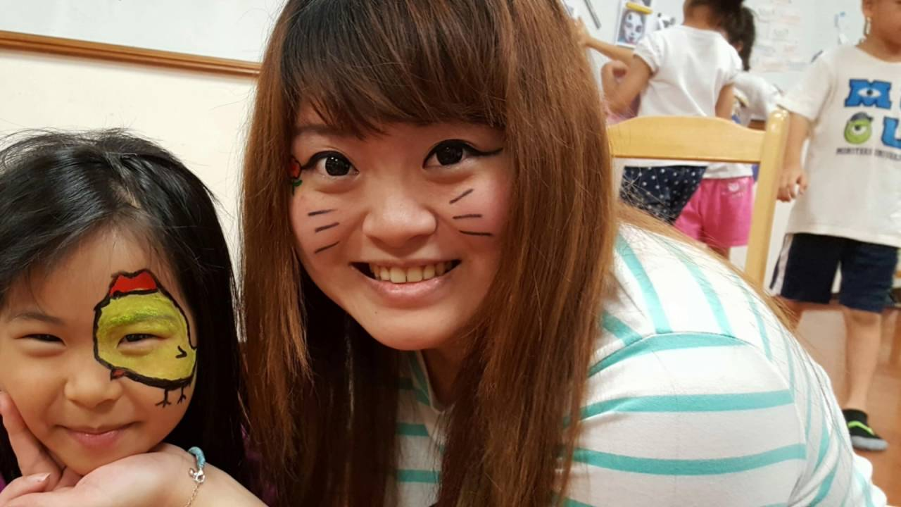 Face Painting 臉部彩繪 - YouTube