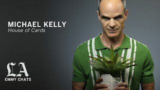 Legacy-protecting Doug Stamper scares, but Michael Kelly's 'House of Cards' portrayal grows on you