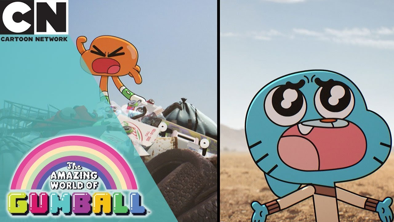 Download The Amazing World of Gumball | The Silence Song | Cartoon Network UK 🇬🇧