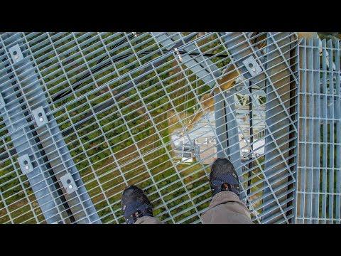 1,000 Foot Radio Tower Climb!
