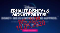 Bis Zum 19.05.2020 Disney+ Als Telekom Kunde 6 Monate Gratis - UPDATE