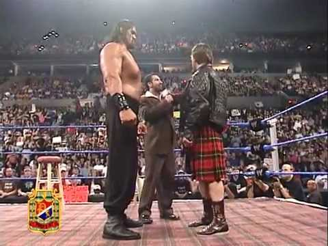 The Great Khali on Piper's Pit  2006 HQ