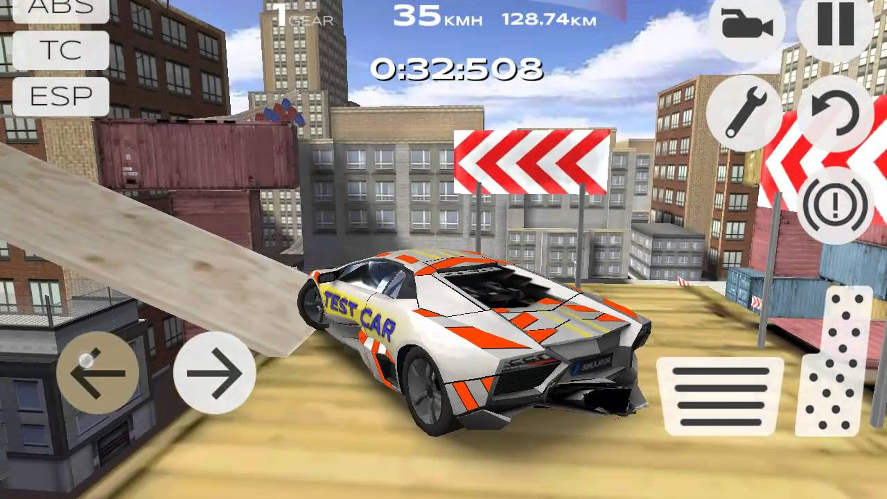 Extreme Car Driving Simulator Gameplay Review Trials 1 4 Youtube