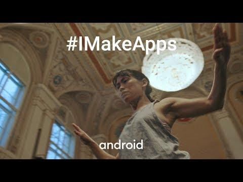 #IMakeApps | Rosa Mei | Movement fanatic | Zhen Wu | Czech Republic |