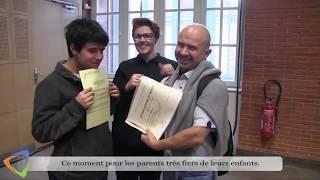 Remise de diplôme national du brevet des collèges (Avallon 89)