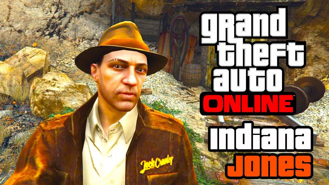 Indiana Jones Online Spielen