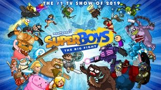 Super Boys - The Big Fight Gameplay Preview