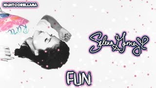 Selena gomez - fun (lyrics) | official nightcore llama reshape