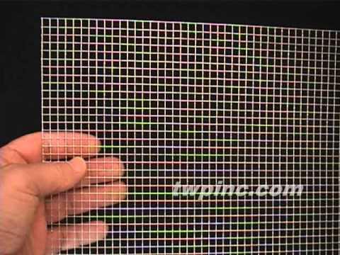 4 Mesh Hardware Cloth Youtube