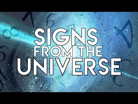 Signs from the Universe: Synchronicities and the Law of