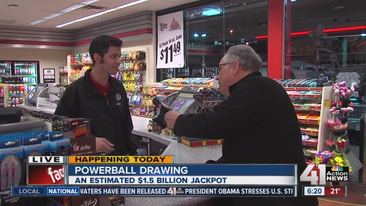 Estimated $15b Powerball Jackpot Drawing Wednesday Youtube