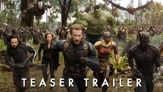Vingadores 3: Guerra Infinita - Trailer HD Legendado