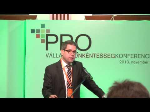 PRO- Corporate Volunteering Conference 2013.- Welcoming