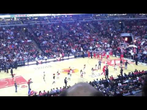 Chicago Bulls intro 2013-14 season