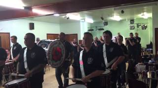 Ardrossan Winton Flute Band  2015