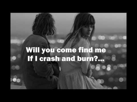 "Angus & Julia Stone - ""Crash and Burn"" Video Lyric"