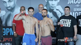 Danny Garcia vs. Paulie Malignaggi Full Video -Complete Weigh In & Face Off